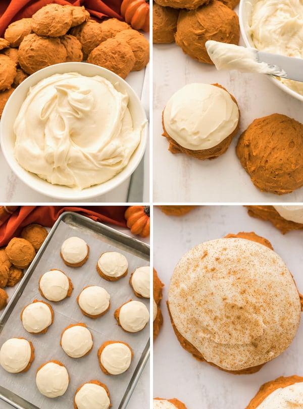 Pumpkin Cookie 3