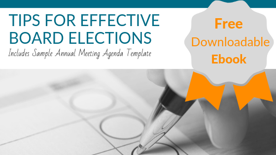 Guide to Effective Board Elections - Free Download