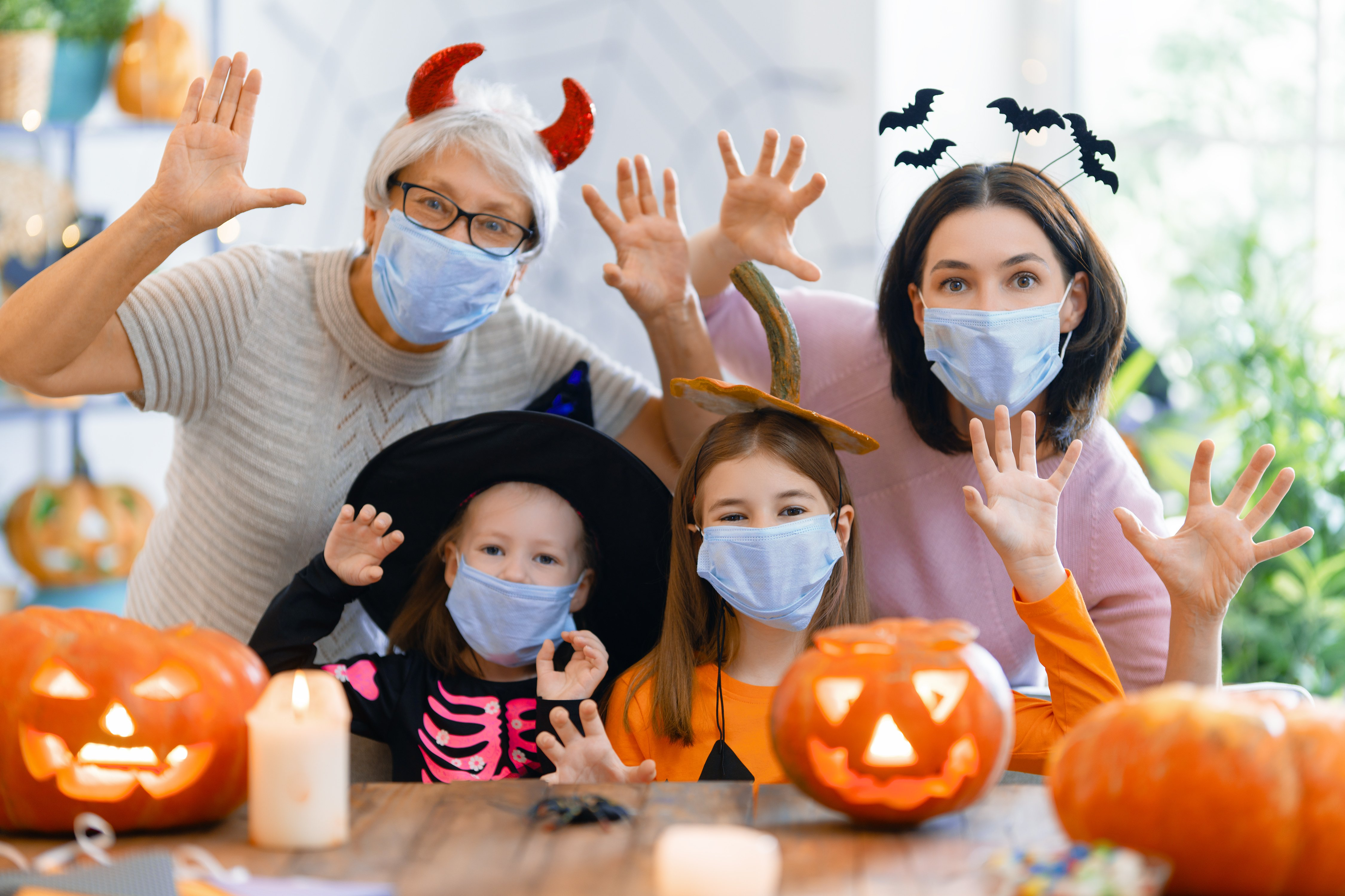 Celebrating Halloween Safely in Your Community