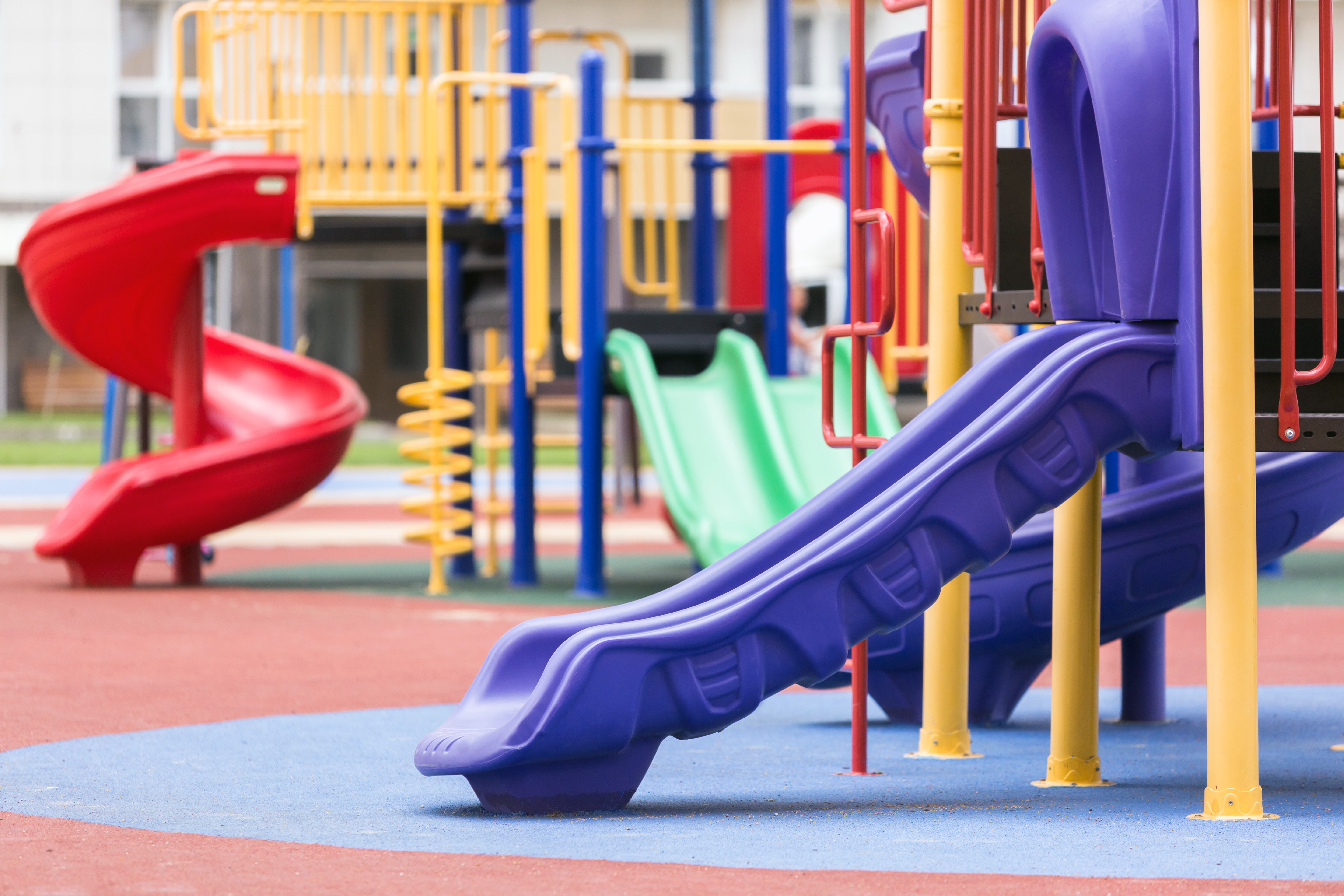 Summer Means Play: 4 Steps to Properly Maintain Your Community Playground