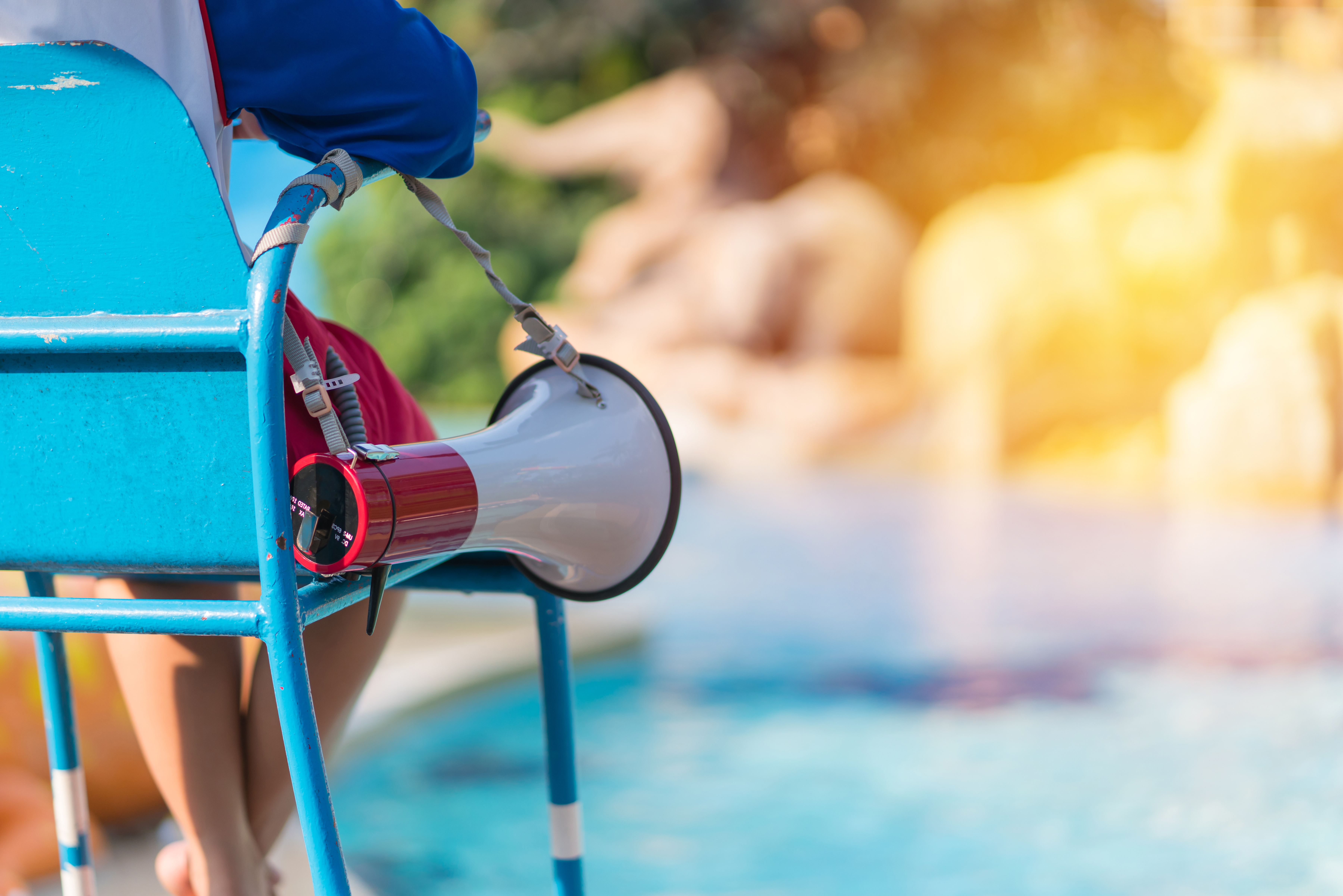Should Your Community Association Have A Lifeguard?