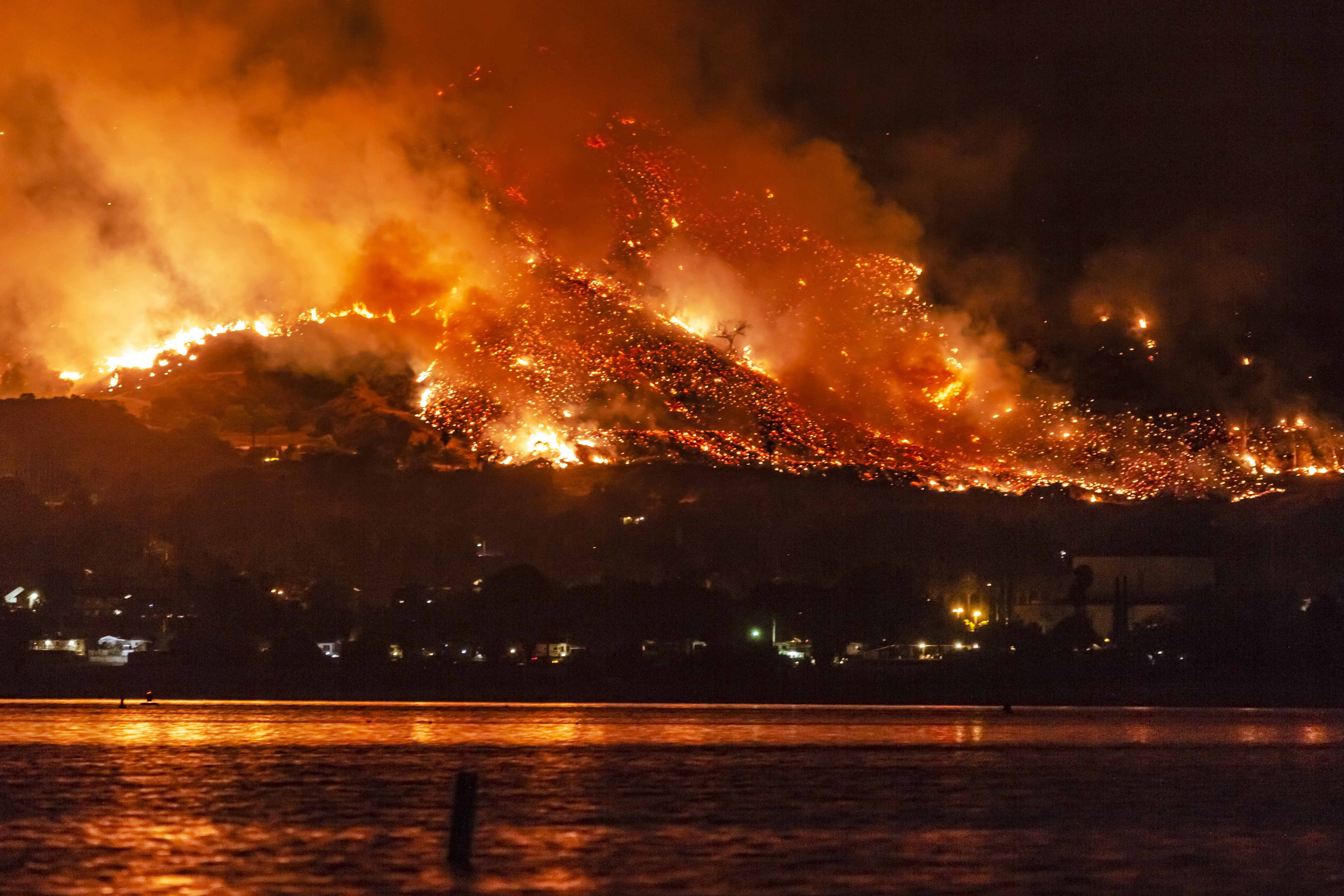 California Wildfires — How Homeowners Can Protect Themselves