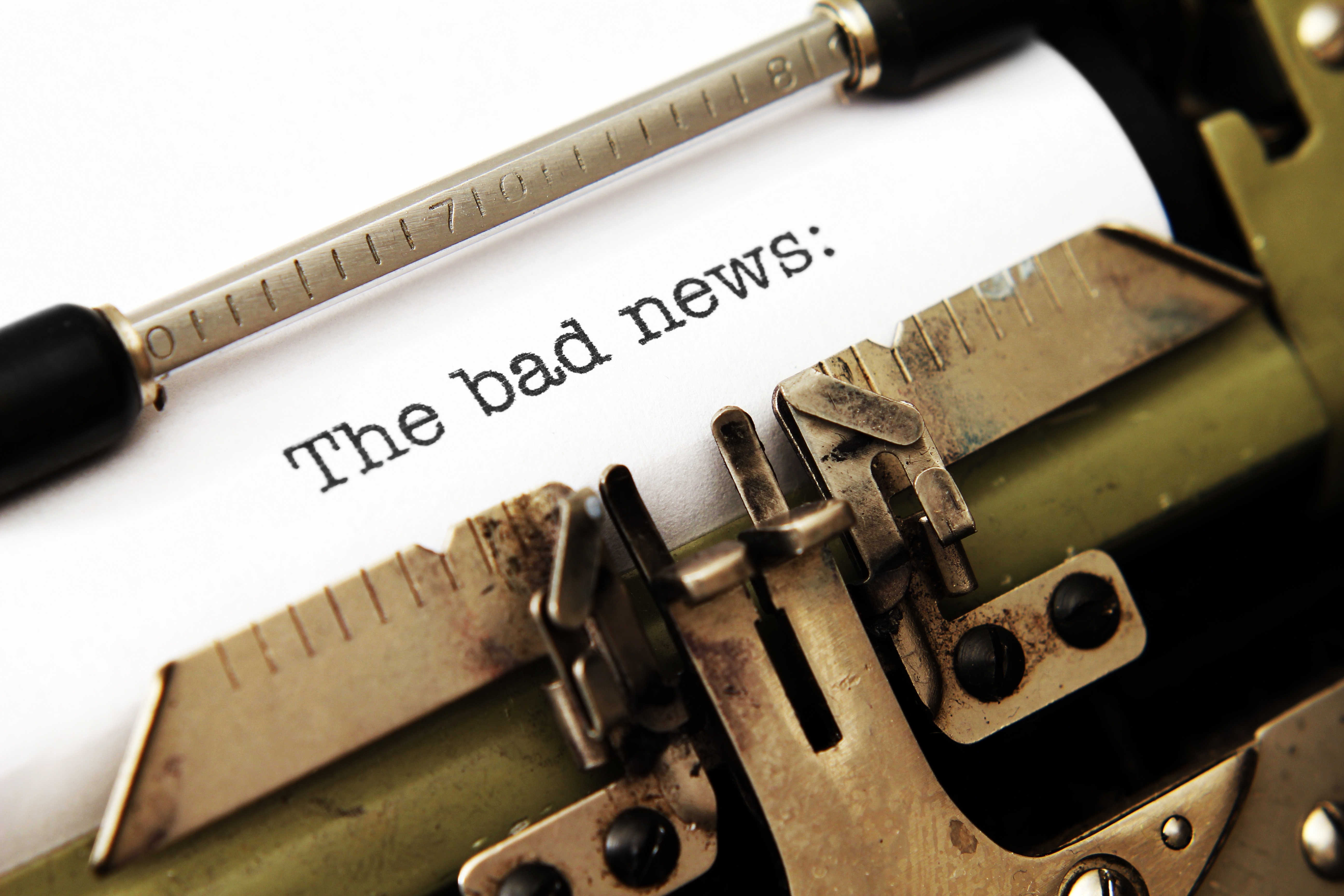 Bad News Boards | 5 Tips to Delivering Bad News