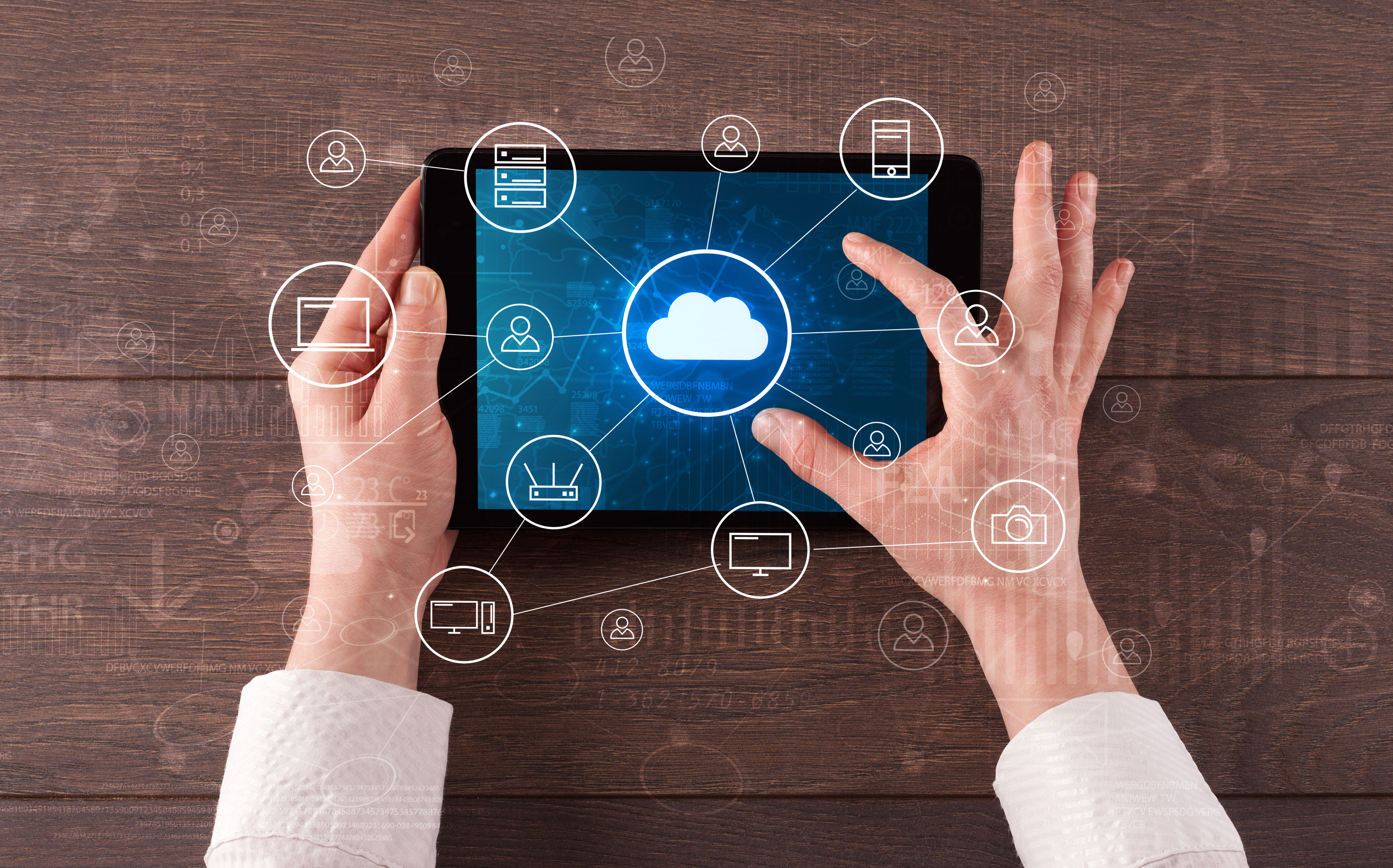 Benefits to Cloud-Storage of Your Association Information