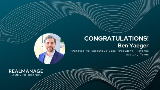 Ben Yaeger - Executive Vice President, Revenue