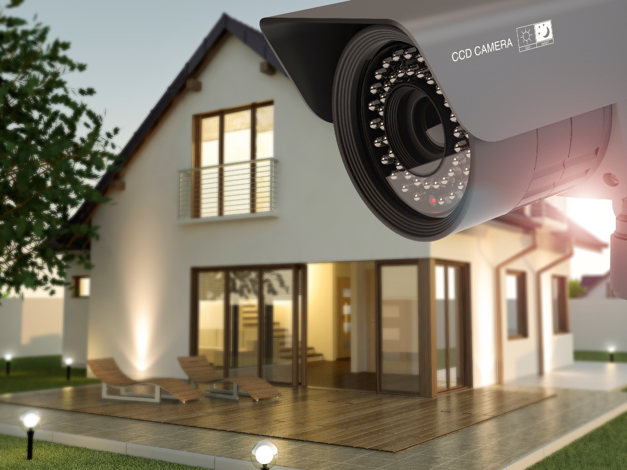 How Should HOAs Handle Security Cameras?