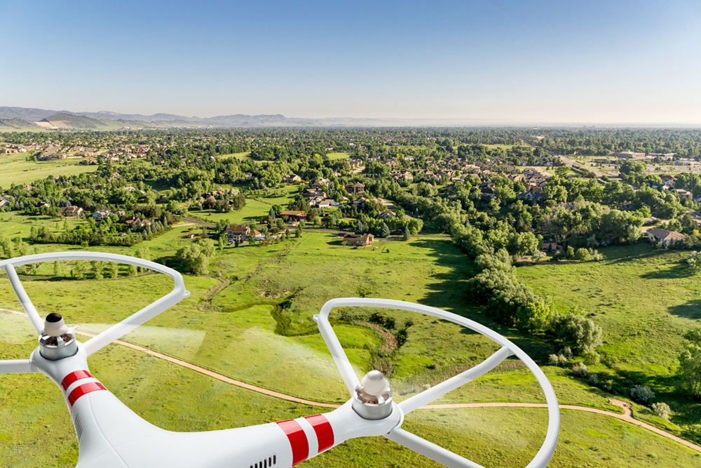 How Can Your Community Association Regulate Drones?