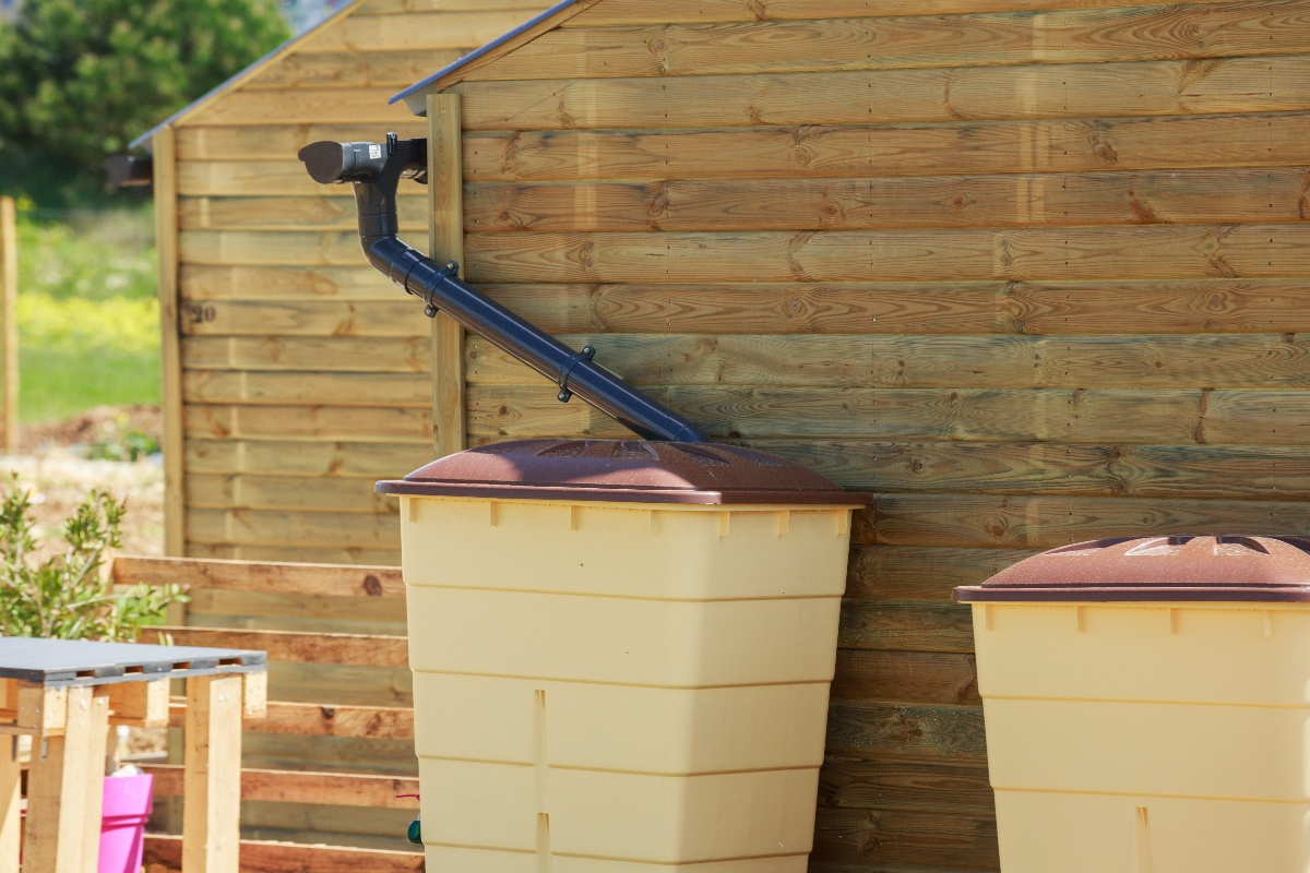Rainwater Harvesting and Your Community Association