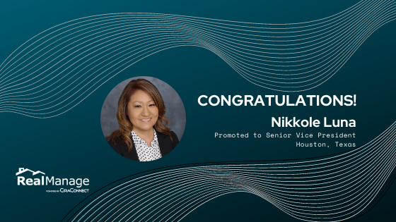 Nikkole Luna Promoted to Senior Vice President for Houston