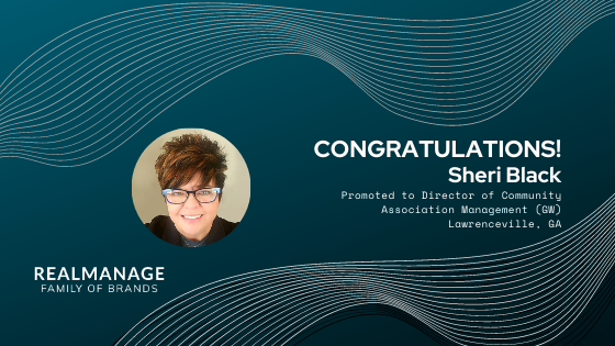 Sheri Black - Director of Community Association Management (GW)