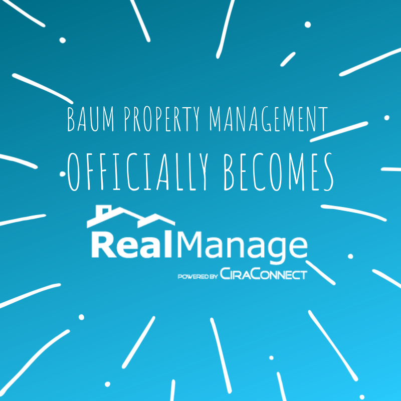 Baum Property Management Officially Becomes RealManage