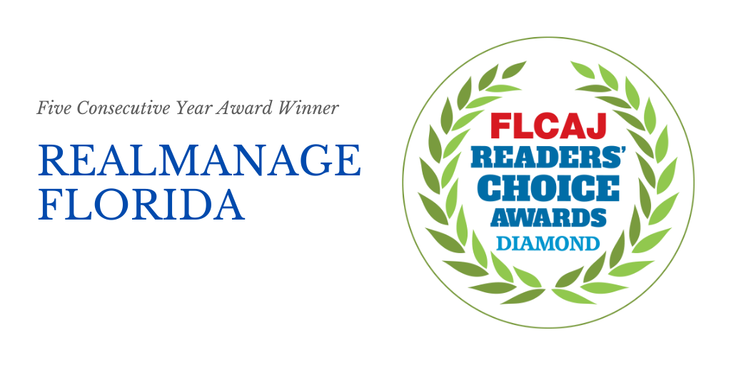 RM Florida Wins FLCAJ Reader's Choice Award Five Years Running